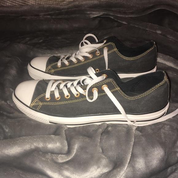 Converse Shoes | Special Black Converse